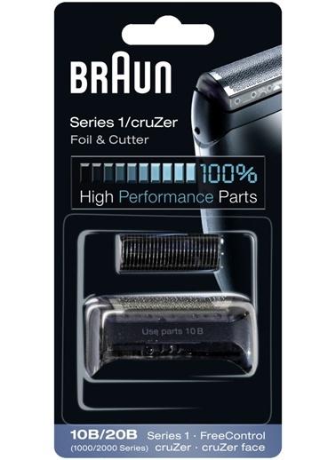 1 Serisi Yedek Başlığı 10B/ 20B-Braun